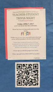 You can sign up using these flyers hanging around the building or pick one up in the Stuco store.