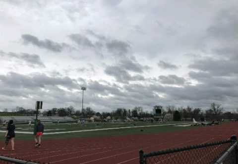 Spring sports begin with tryouts