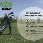 FINAL Golf Schedule