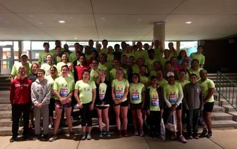 Pattonville students and teachers run Go! St. Louis Half Marathon
