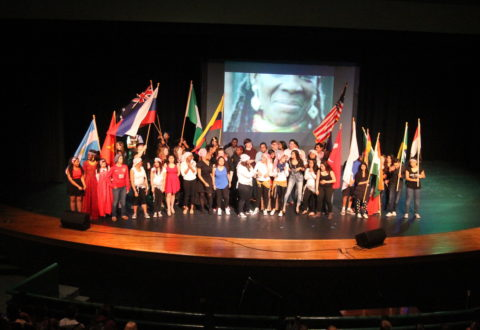 International Show to be held in PHS Auditorium April 12