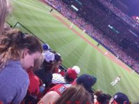 Pattonville girls' soccer unites school at Cardinals game