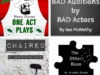 Theatre One-Act Plays on stage April 17-18
