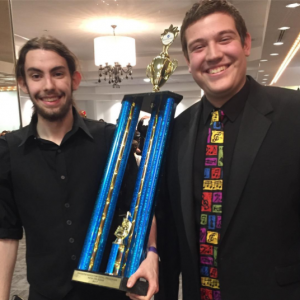 Choir and orchestra took the sweepstakes award at the competition in New Orleans.