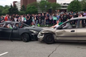 Juniors and seniors witness Operation Prom Safe