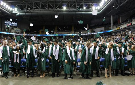 SLIDESHOW Class of 2017 graduates high school