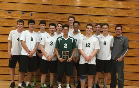 Boys' volleyball takes on districts after phenomenal regular season
