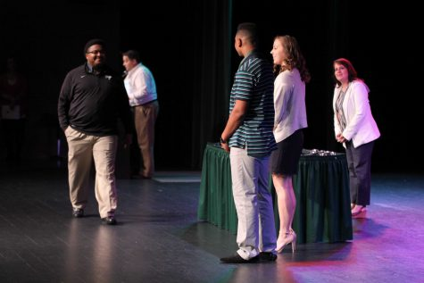 Students sign to play collegiate sports