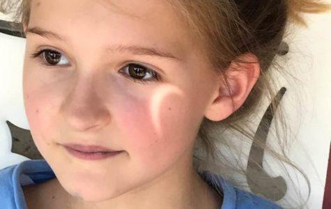 Dornfeld experiences total eclipse on family farm