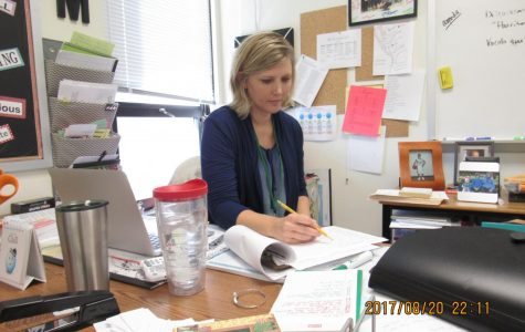 Meet new teacher: Ms. Jodi Moeller