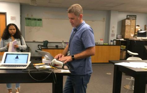 Meet new teacher: Mr. Scott Stillman