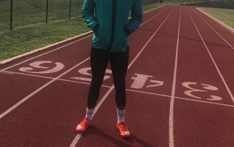 Tyler prepares for upcoming track season