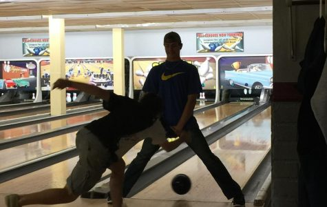 Bowling fundraiser held to help pay for league fees