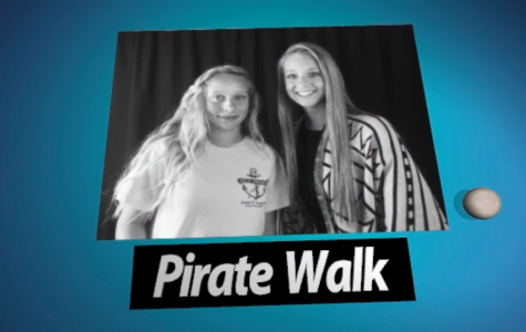 VIDEO Pirate Walk with Kaleb Eleby