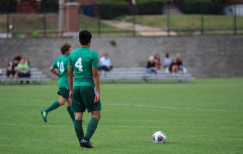 SLIDESHOW Varsity soccer wins against Ritenour after double overtime