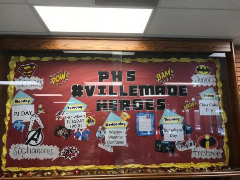 STORIFY #phsSPIRIT Week 2014 – Wilderness Wednesday
