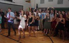 SLIDESHOW Students show off their 'super hero' dance moves at homecoming