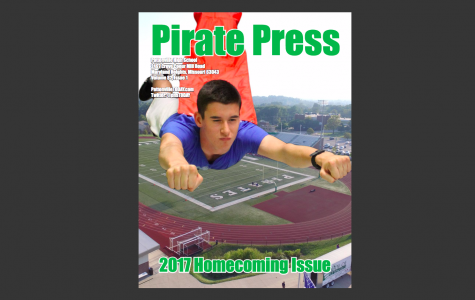 ISSUE Read the 2017 Homecoming Issue of the Pirate Press