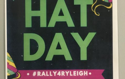 Hat Day on Nov. 21 to benefit #Rally4Ryleigh