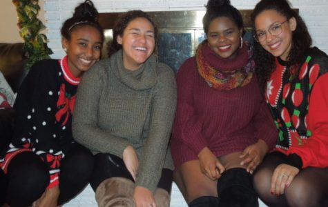 Students hold Secret Santa parties during the holiday season