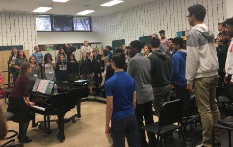 Choir and orchestra to hold joint concert on Dec. 7