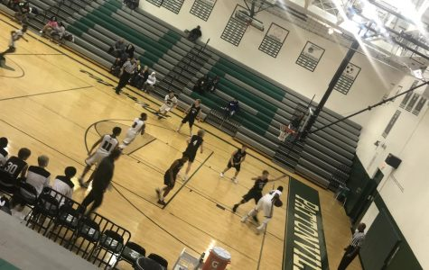 Lafayette sweeps Pattonville in boys' basketball games