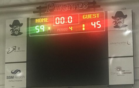 Pattonville varsity boys basketball tops Clayton at home, 59-45