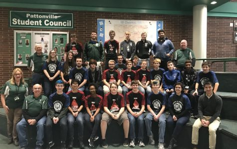 Robotics Club participated in the FIRST FTC Qualifier at Meramec