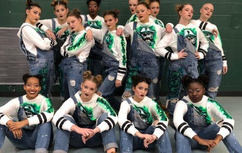 Drill Team competes locally this weekend