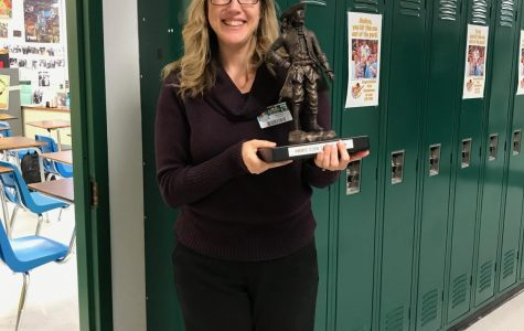 Frerker wins Pirate Code Staff Member of the Week