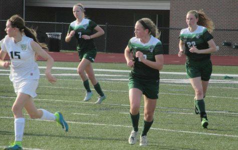 Girls soccer preparing for upcoming season