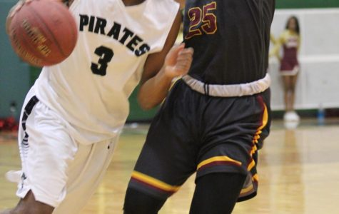 Boys' basketball season ends with District tournament loss to Hazelwood Central