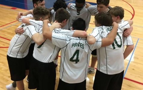 Boys' volleyball opens season against Parkway South