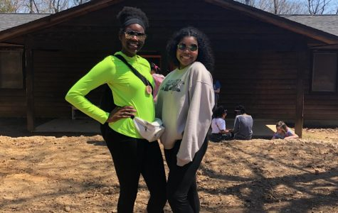 High school students take on 5th Grade Camp as counselors