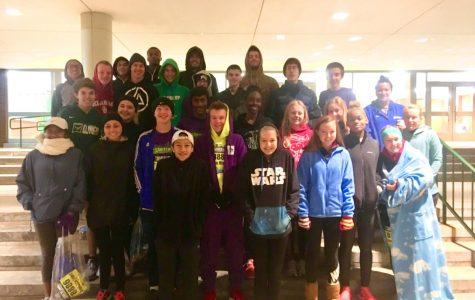 RESULTS Half marathon club members finish GO! St. Louis race