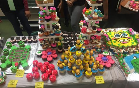 Culinary Arts class participated in Taste of Pattonville