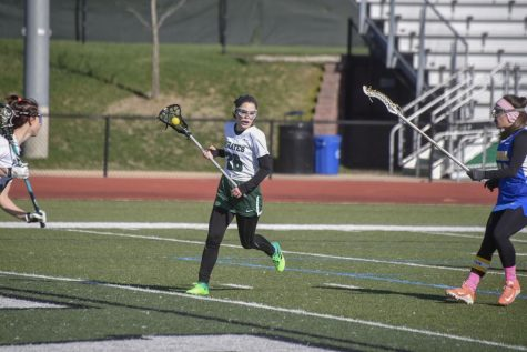 JV and varsity lacrosse dominates Parkway Central on their turf