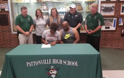 Kortney Fauntleroy has signing day for Lindenwood lacrosse
