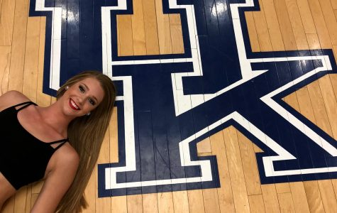 Brittany Bell makes college dance team