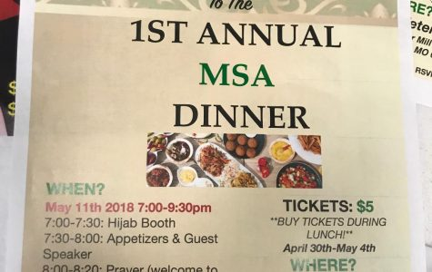 Muslim Student Association to host dinner event at Pattonville
