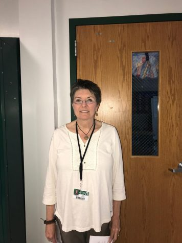 Ms. Hall wins Pirate Code Staff Member of the Week