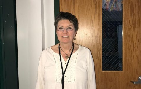 High school English teacher Ms. Edna Nichols will retire at the end of the year