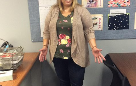 Meet new teacher: Ms. Lisa Craig