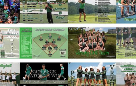 Fall Sports Posters available for download