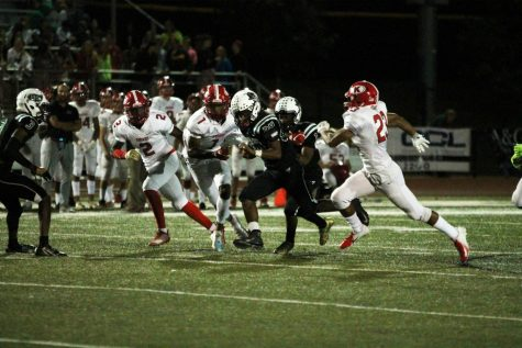 """Don't call it an upset"" – Pattonville football defeats No. 3 Kirkwood"