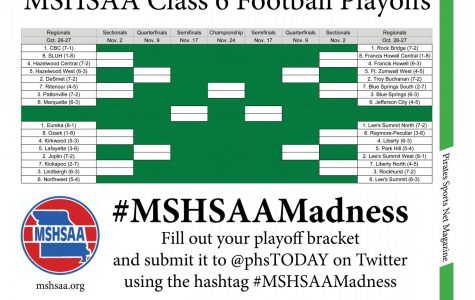 Enter the Pirates Sports Net #MSHSAAMadness Bracket Challenge