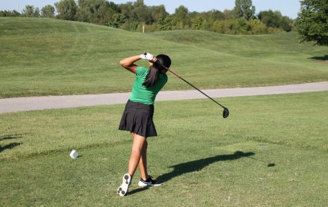 Kikuchi finishes 9th at State for girls' golf