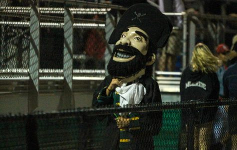 Which area school has the scariest football mascot?