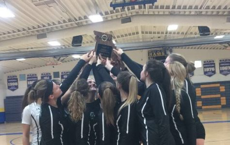 "Volleyball moves on to State Tournament in ""Dub Szn"""