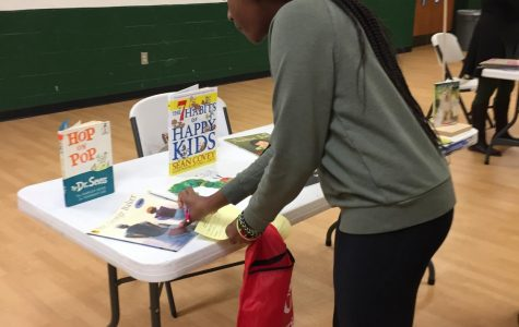 Career Day Fair helps students prepare for the future